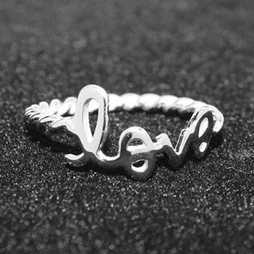 Sterling Silver Endless Love Rope