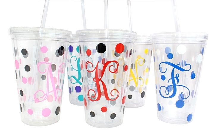 Personalized Acrylic Tumbler - Allyanna Gifts