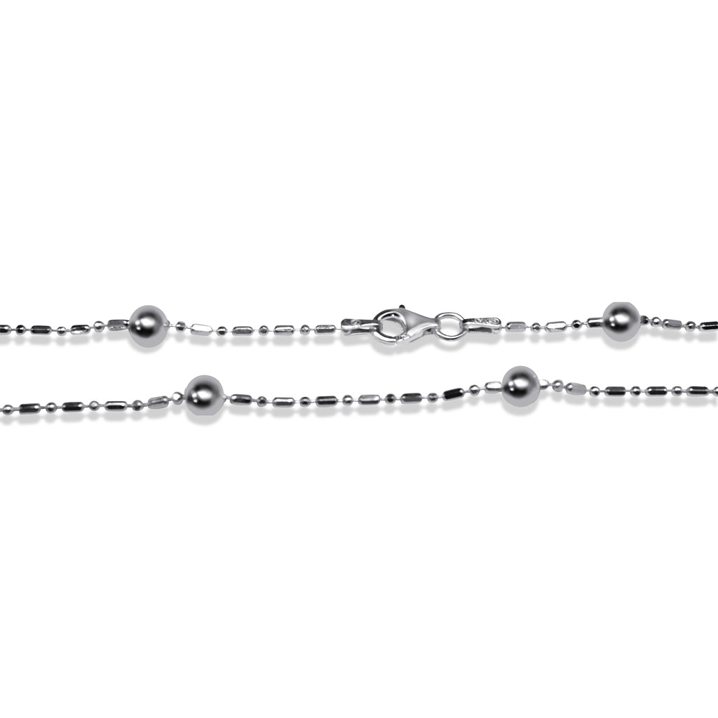 5MM beaded Anklet