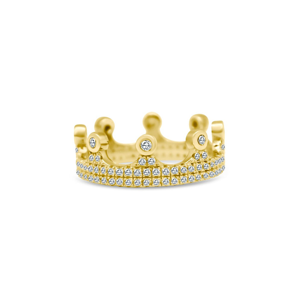 """Royalty"" CZ Ring"
