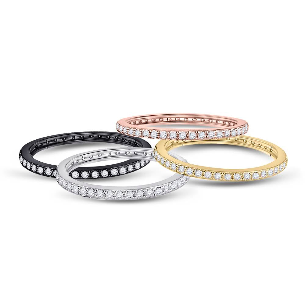 Kylie Stackable Rings