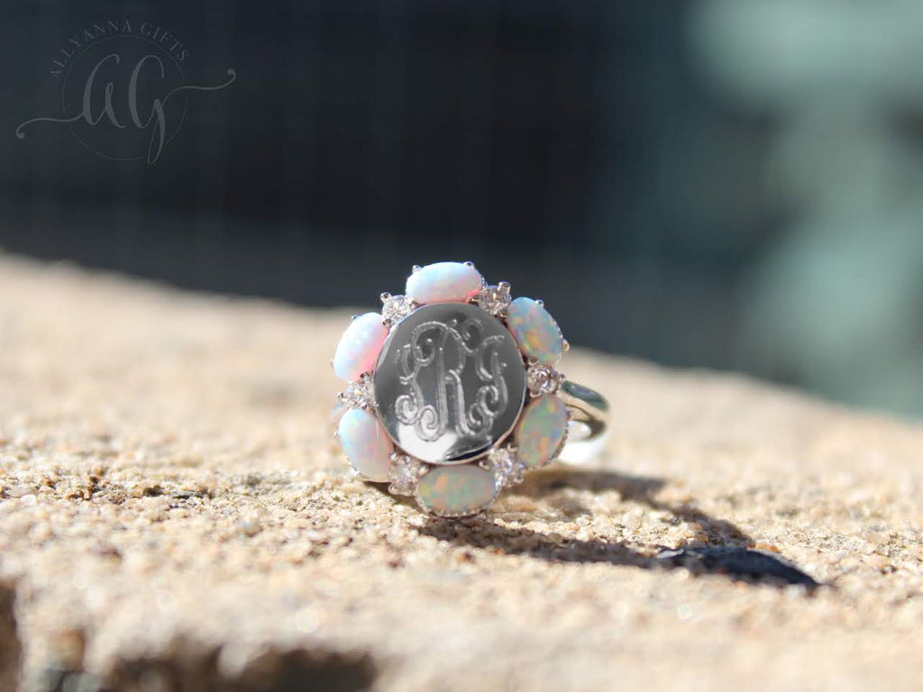 Amaya Ring - Allyanna Gifts