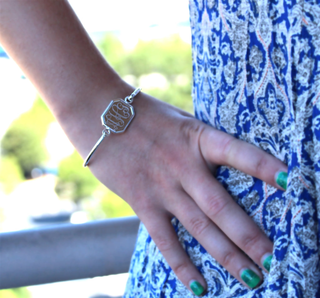 Lovely Octagon Bracelet - Allyanna Gifts
