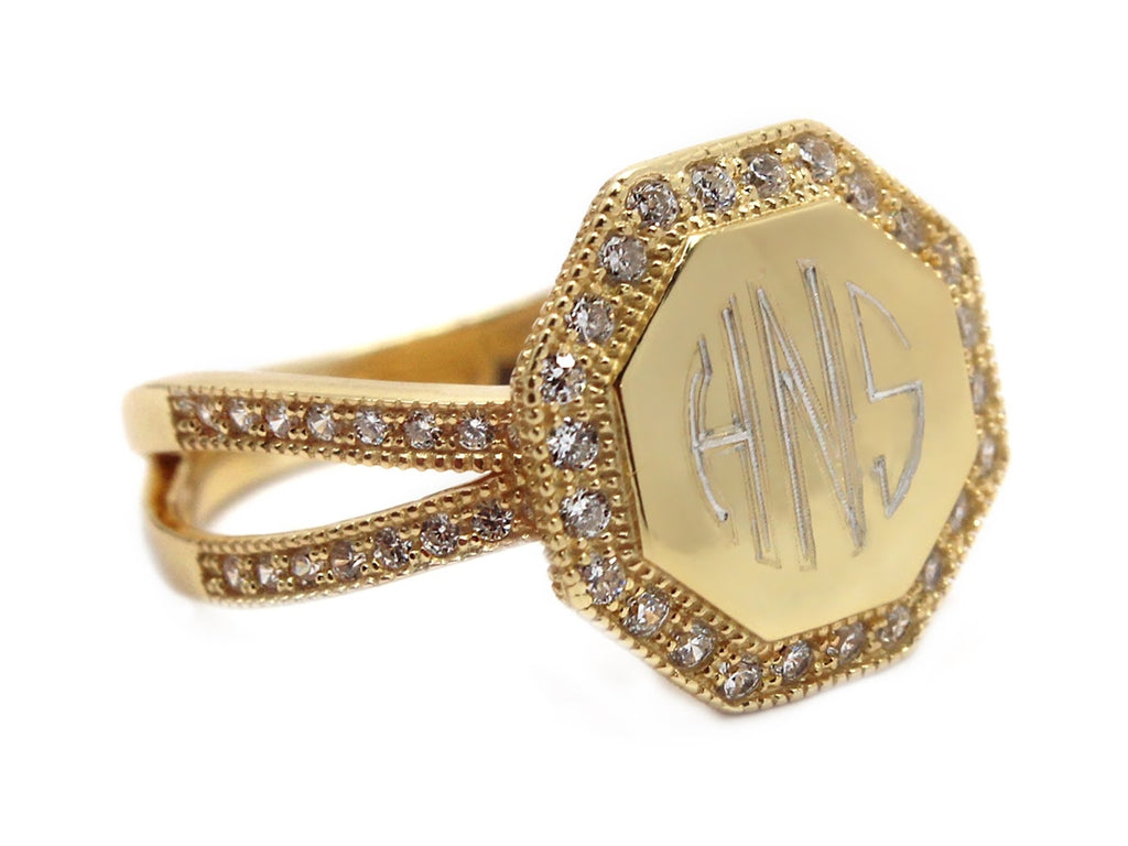 Lisa Nicole Ring - Allyanna Gifts