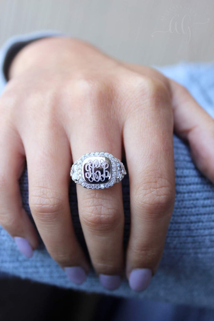 Leia Ring - Allyanna Gifts
