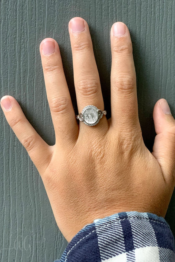 Sweetheart Ring - Allyanna Gifts