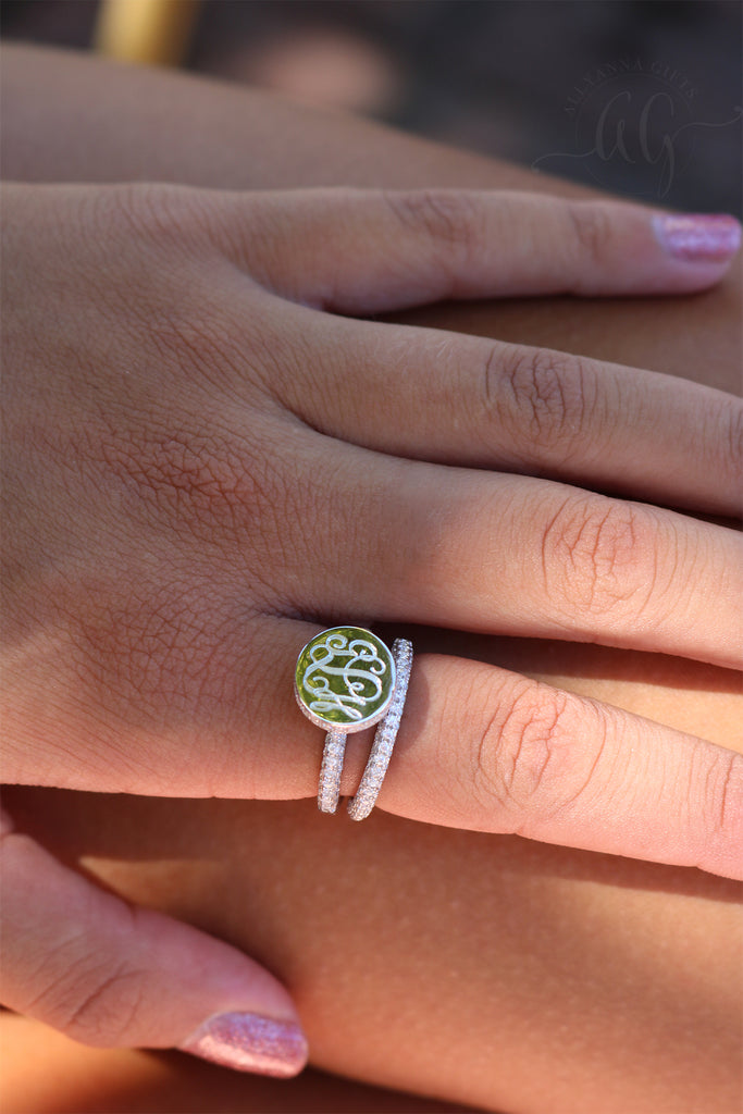 Eleanor Ring Set - Allyanna Gifts