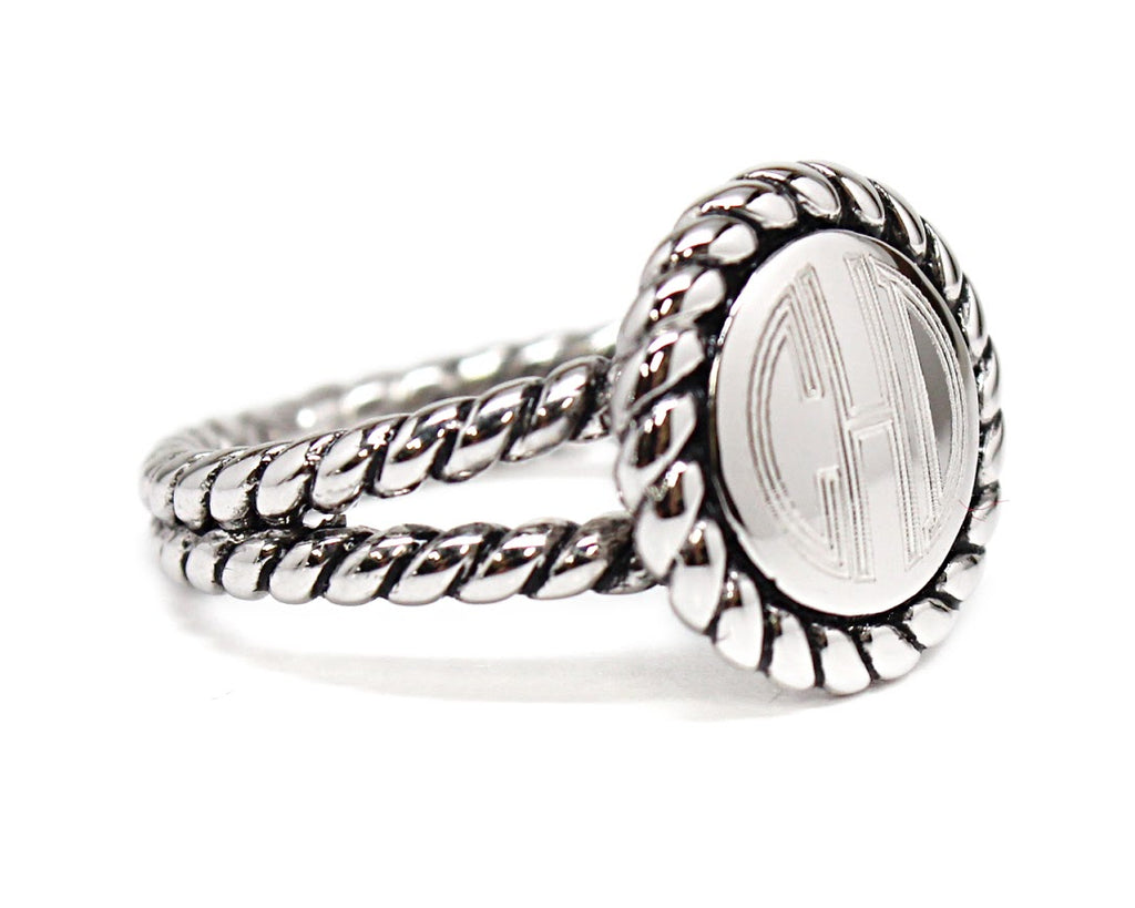 Grace Rope Ring