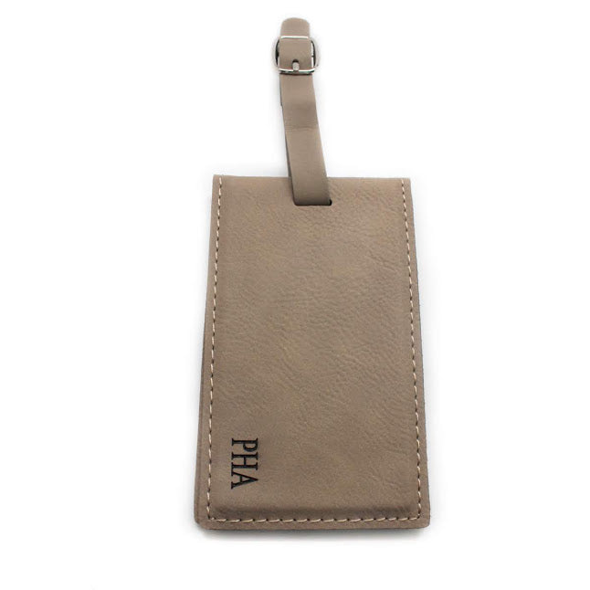 Men's Travel Luggage Tag
