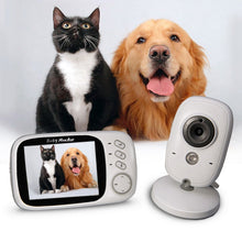 VB603 3.2inch LCD Sreen Wireless Love Pet Monitor Camera Night Vision Sleep Video Monitor Care The Elder Baby Monitor Security