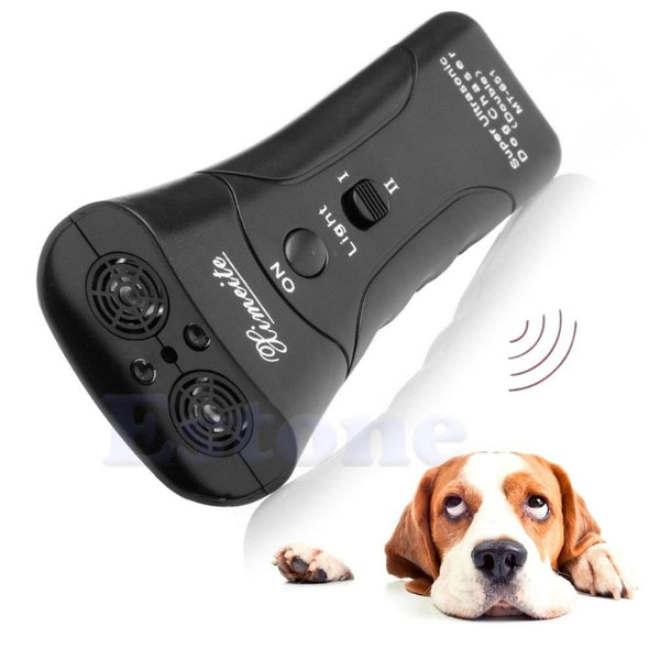 Professional Ultrasonic Dog Repeller ( Heavy Duty )