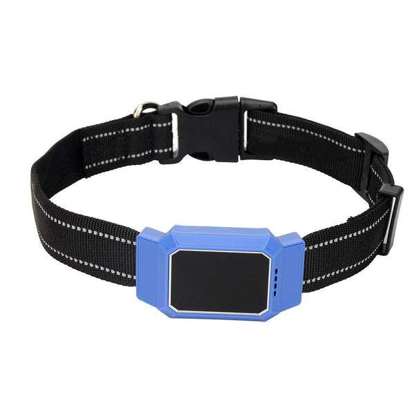 GPS Dog Collar Phonetic Dialogue IP67 Pet Tracking Glow