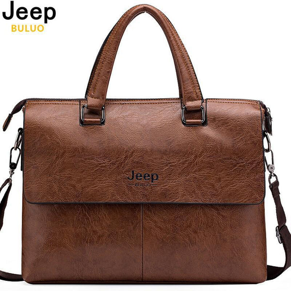 1cd6598d7849 JEEP BULUO LEATHER BAG JEEP BULUO LEATHER BAG
