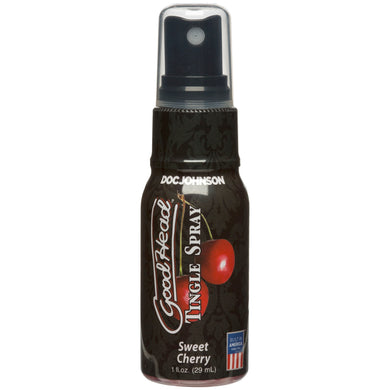 Goodhead - Tingle Spray - 1 Fl. Oz. - Sweet  Cherry DJ1360-57-CD