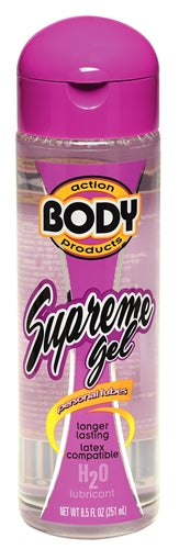 Body Action Supreme Gel - 8.5 Oz. BA-BAS80