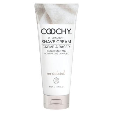 Coochy Shave Cream Au Natural 12.5 Fl. Oz. COO1001-12