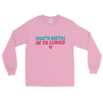 Metal Monster (Long Sleeve)