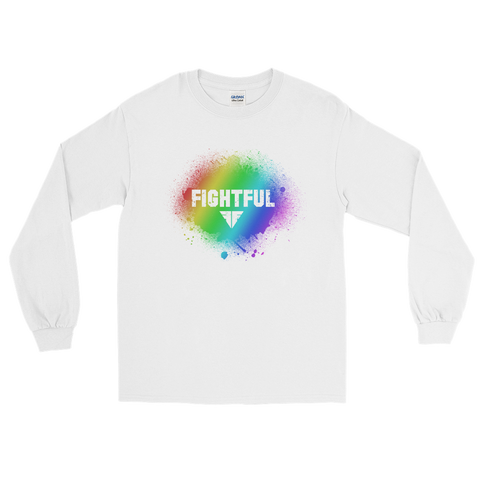 Fightful - Pride Spray Paint (Long Sleeve)