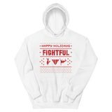 A Very Fightful Holiday Season (Hoodie)