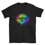 Fightful - Pride Spray Paint (Basic Tee)