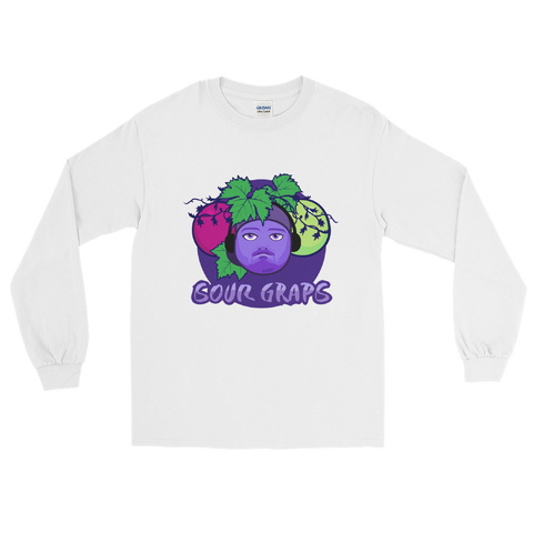 Sour Graps (Long Sleeve)