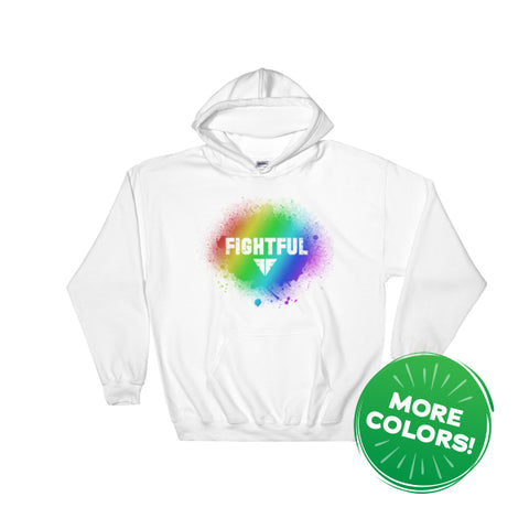 Fightful - Pride Spray Paint (Hoodie)