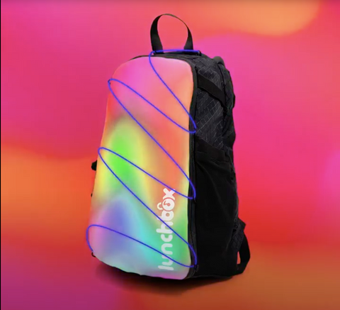 Rainbow Hydration Pack
