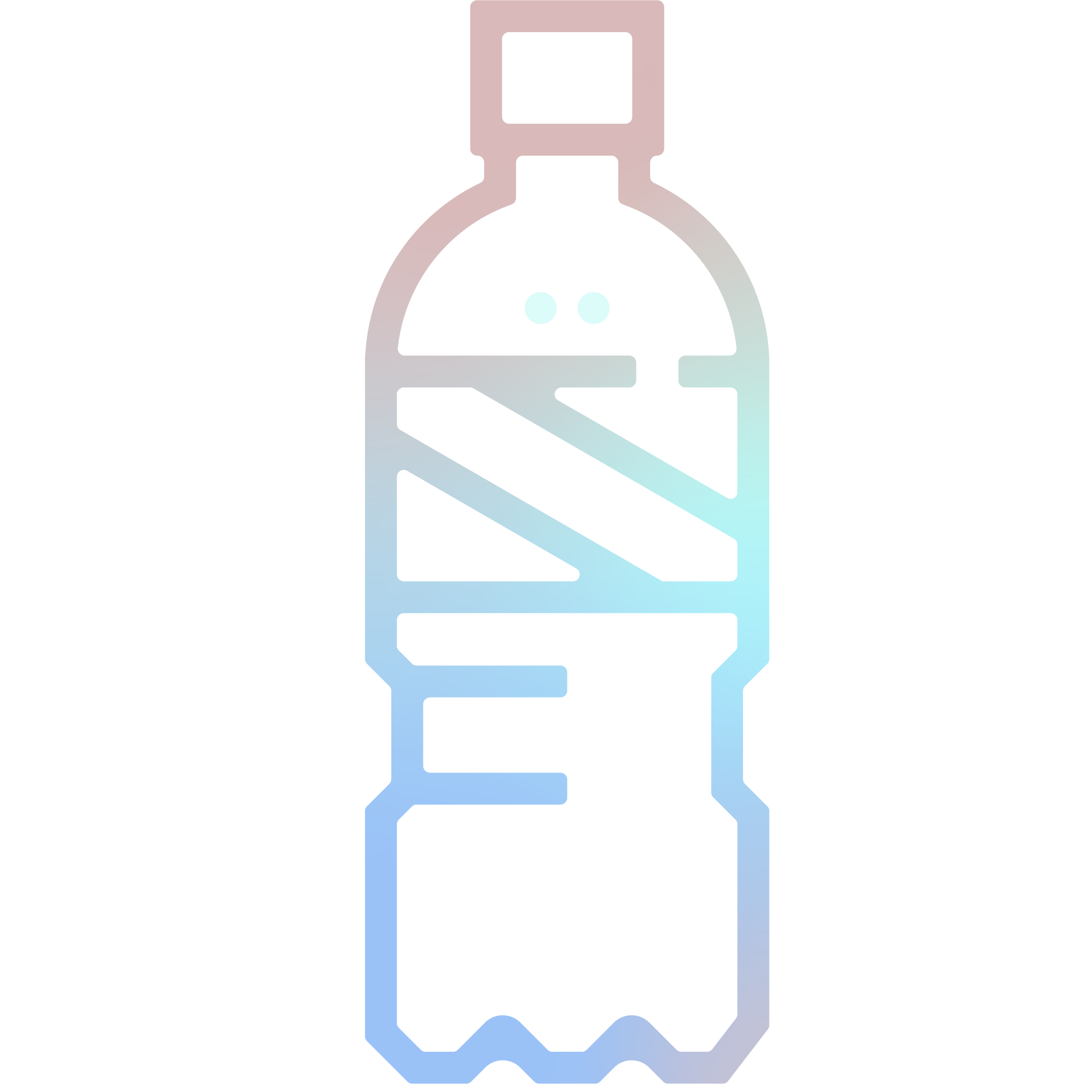 Insulated Hydration Pocket Icon