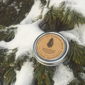 Winter Sun Blessing Balm