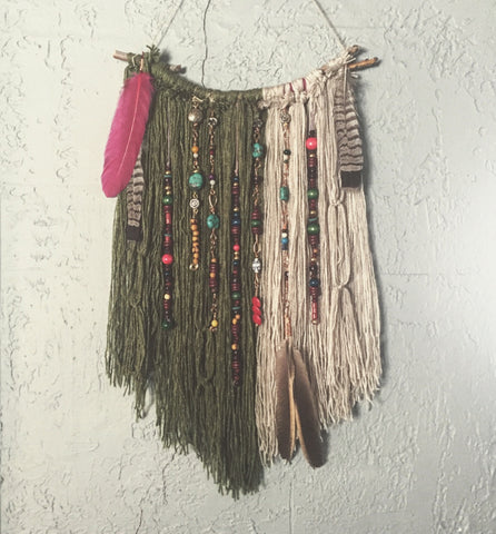 Abacus Animus | Wall Hanging