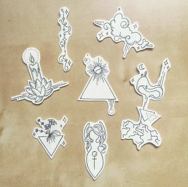 Tattoo Designs Set I