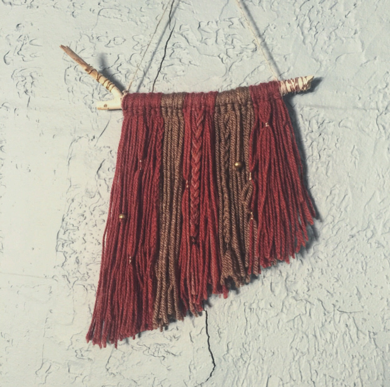 Rustic Rouge | Wall Hanging