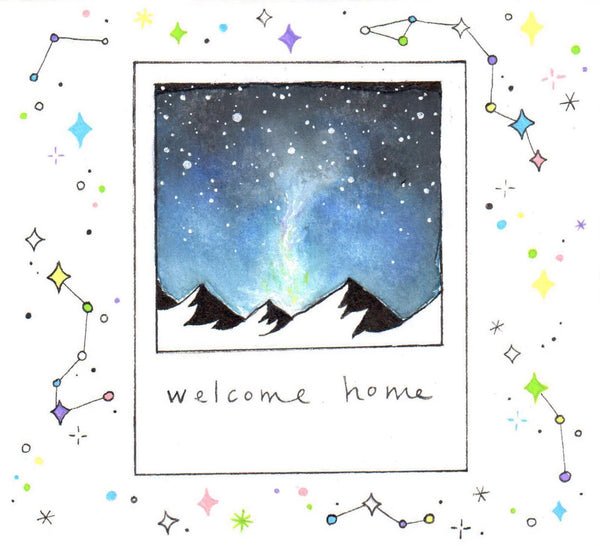 Welcome Home | Giclee Print