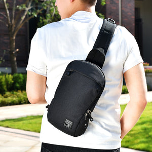 Unisex Chest Pack Man Single Shoulder Back Bag Casual Anti-thief Crossbody Bags for Women 2018 New Design-Backpack-smartbackpac