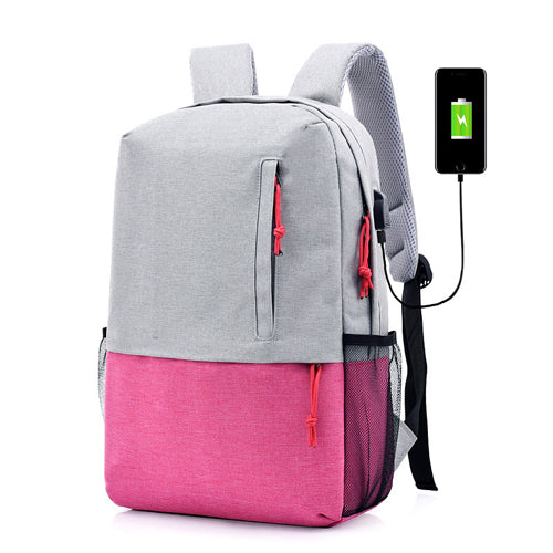 bd84c4cde6e MAGIC UNION Men Laptop Backpack For 15.6 inch USB Charging Backpacks  Computer Anti-theft ...