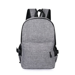2018 Men Women Backpacks USB Charge Laptop Design Male Travel Backpack For School Bag Girls Boys Black Anti-theft Backpack KL150-Backpack-smartbackpac