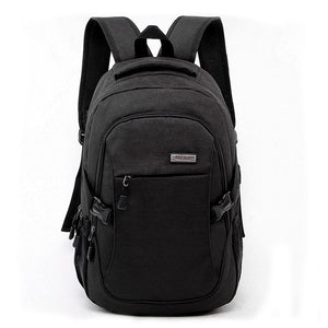 ASDS Laptop Backpack with Usb Charging Port Business Water Resistant Polyester and Notebook Bag-Backpack-smartbackpac