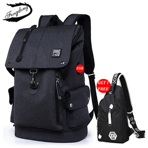 2018 Fashion Women Backpack USB Waterproof Travel Shoulder Bag Anti Theft Cute Laptop Backpack-Backpack-smartbackpac