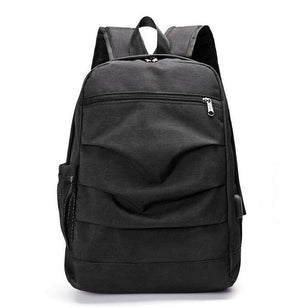 Senkey Style Men Backpack USB Charging Designer Laptop Backpack Women Fashion Travel College Student School Bags For Teenagers-Backpack-smartbackpac