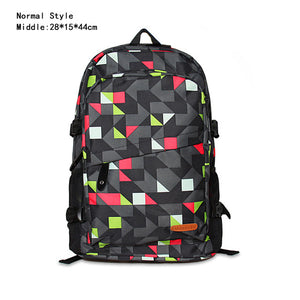 USB Charging Backpacks Student College Waterproof Backpack Men Women Escolar Mochila Quality Brand Laptop Bag School Bacpack-Backpack-smartbackpac
