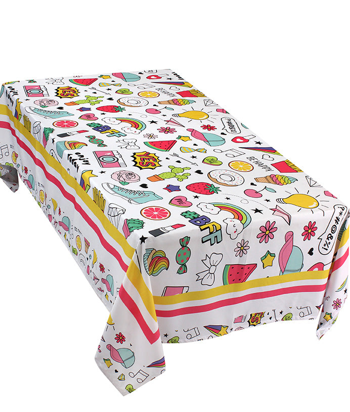 The Nursery Life Table Cover