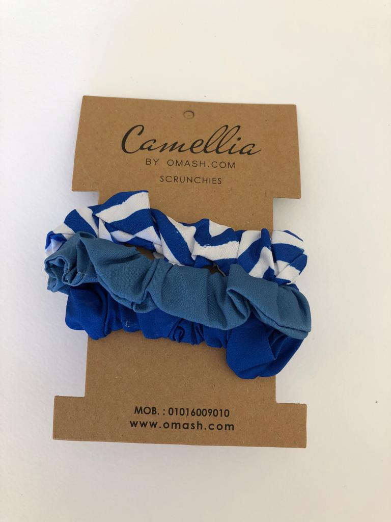 New York Life Scrunchies Set (Pack of 3)