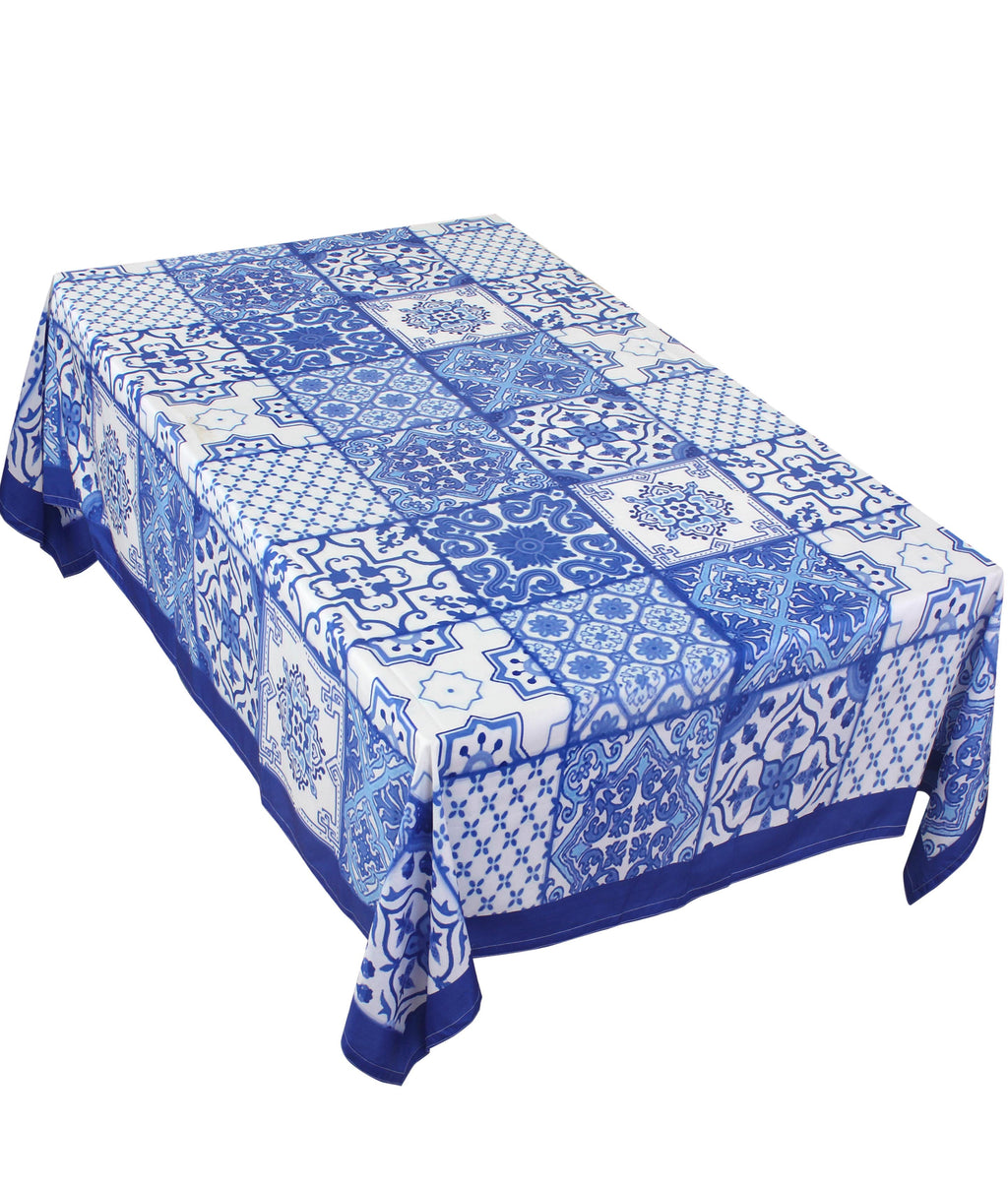 The Blue Knight Table Cover