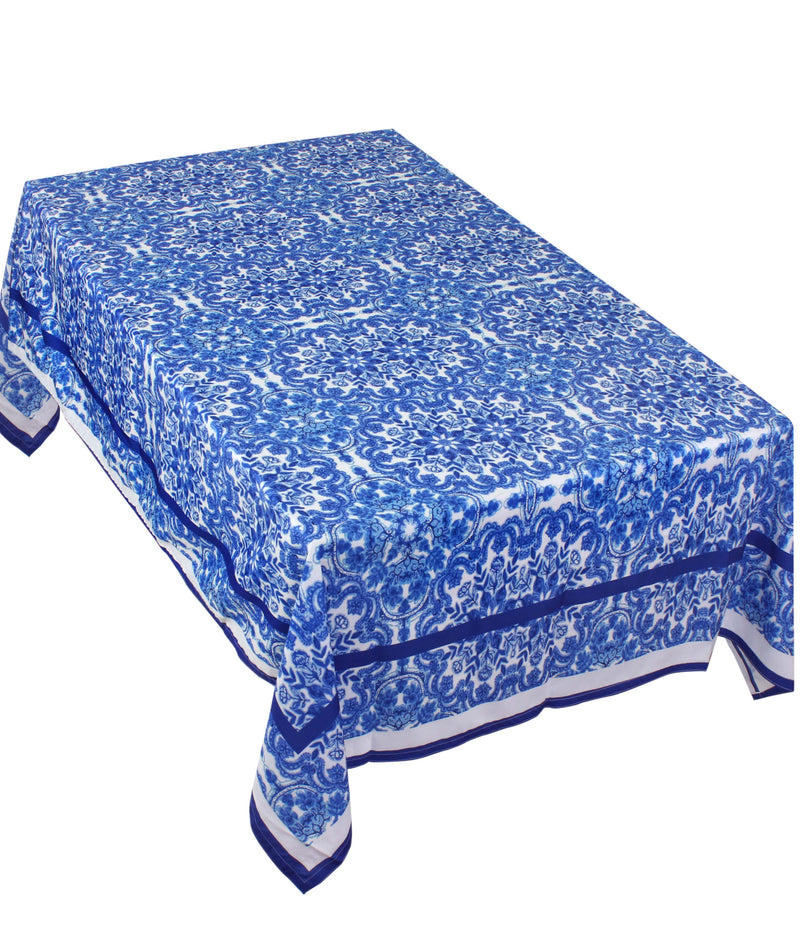 The Blue Surface Table Cover