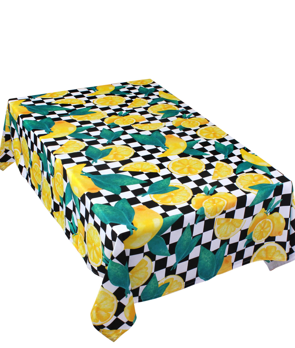 The Chess Board Table Cover