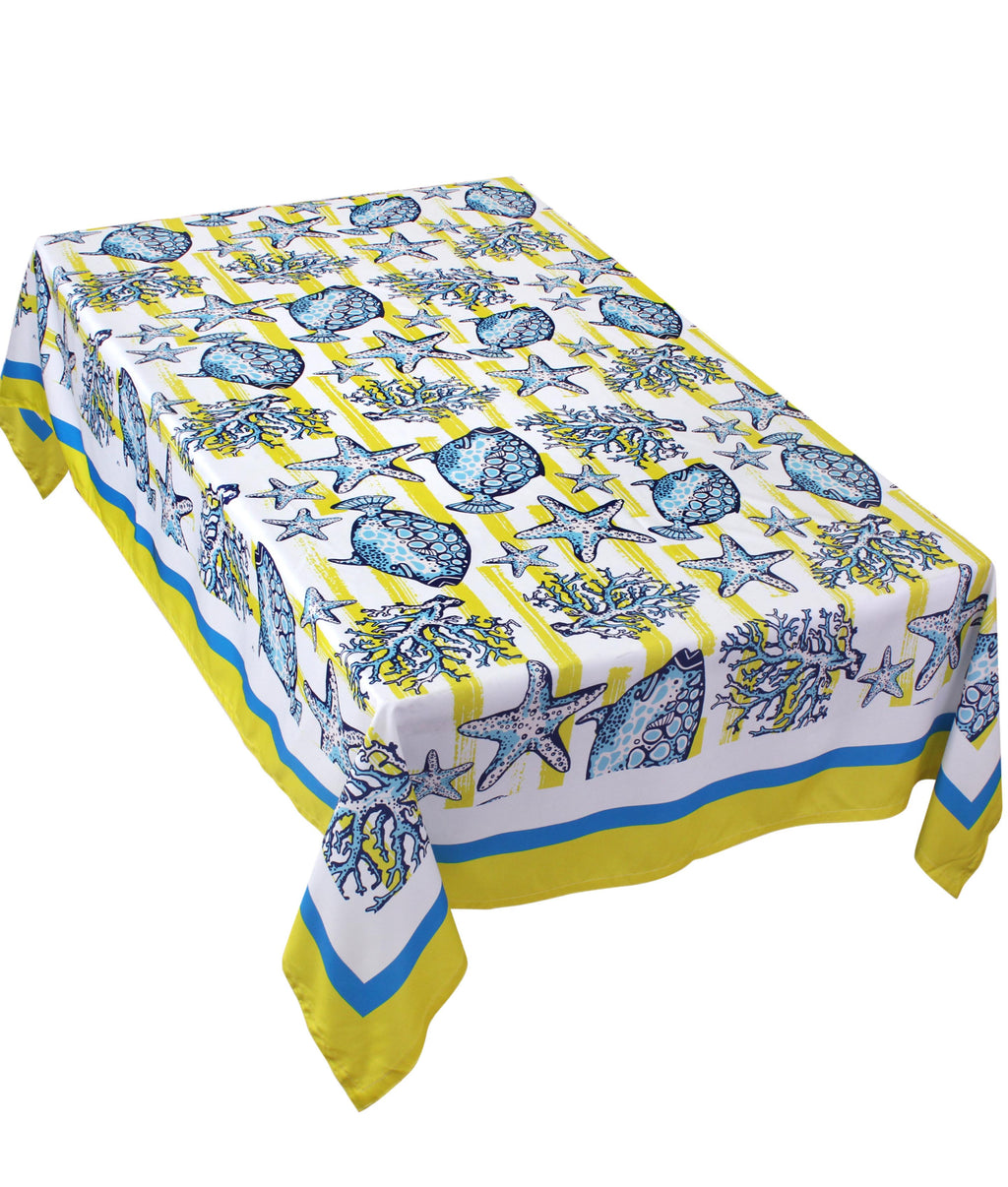 The Fisherman Table Cover