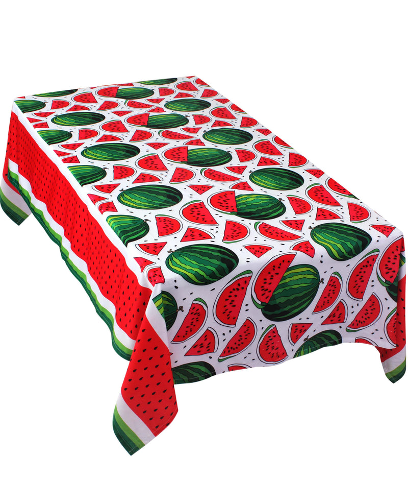 The Sliced Fruits Table Cover
