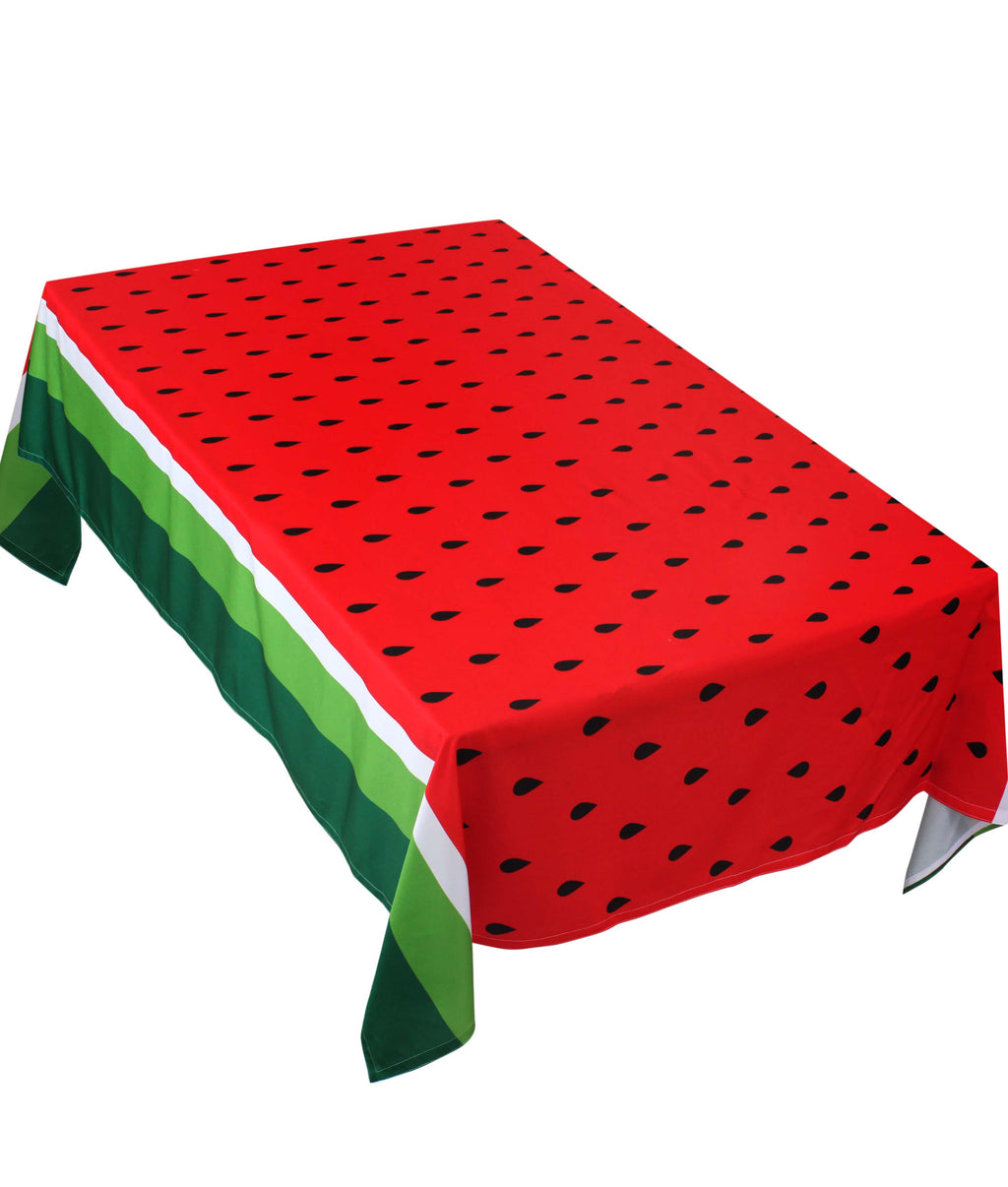 The Watermelon Magic Table Cover