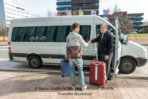 Airport Shuttle Transfer Business