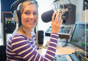 Radio DJ Presenter